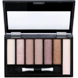 Freedom Pro Shade & Brighten Stunning Rose paleta očních stínů s rozjasňovačem  5,6 g