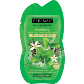 Freeman Feeling Beautiful masca gel exfolianta pentru piele normala si mixta  15 ml