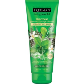 Freeman Feeling Beautiful Peel-Off Gelmasker  voor Normale tot Gemengde Huid   175 ml