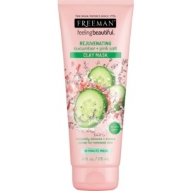 Freeman Feeling Beautiful Clay Facial Mask With Rejuvenating Effect  175 ml
