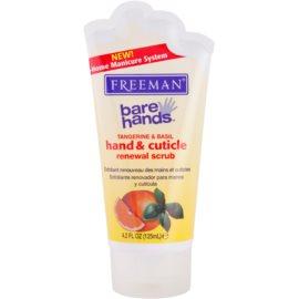 Freeman Bare Hands regenerační peeling na ruce  125 ml