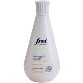 Frei Active Balance masážny olej proti celulitíde  100 ml