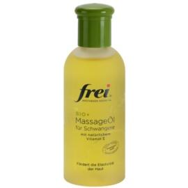 Frei Bio+ masážny olej pre tehotné ženy s vitamínom E  100 ml