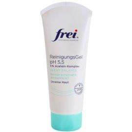 Frei Clear Balance antibakteriální čisticí gel na rozšířené póry  200 ml