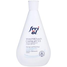 Frei Cleansing&Deodorants Duschcreme für trockene Haut pH 5,5  500 ml