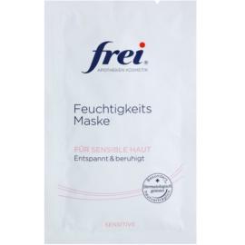 Frei Sensitive máscara hidratante para apaziguar a pele  12 ml
