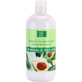 Fresh Juice Avocado & Rice cremiges Duschgel  500 ml
