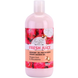 Fresh Juice Dragon Fruit & Macadamia gel de duche cremoso  500 ml