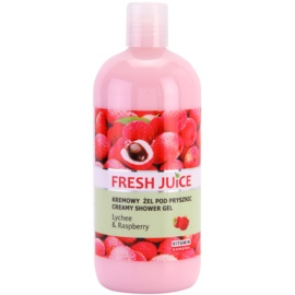 Fresh Juice Lychee & Raspberry cremiges Duschgel  500 ml