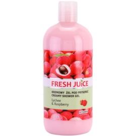 Fresh Juice Lychee & Raspberry gel de duche cremoso  500 ml