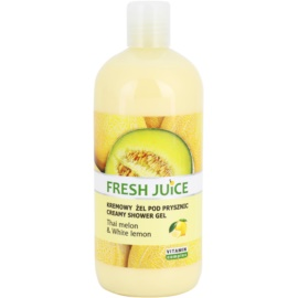 Fresh Juice Thai Melon & White Lemon krémes tusoló gél  500 ml