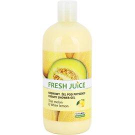 Fresh Juice Thai Melon & White Lemon krémový sprchový gél  500 ml