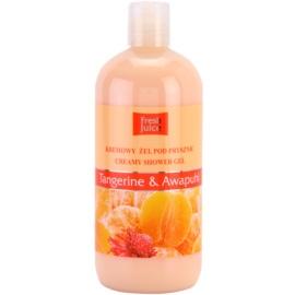 Fresh Juice Tangerine & Awapuhi krémový sprchový gél  500 ml