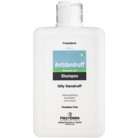 Frezyderm Antidandruff šampon proti mastným lupům  200 ml