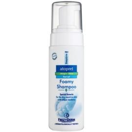 Frezyderm Atoprel pěnový šampon pro suchou a citlivou pokožku hlavy se sklonem k atopii  150 ml