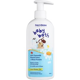 Frezyderm Baby sanftes Bad für Kinder ab der Geburt  300 ml