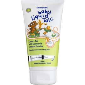 Frezyderm Baby folyékony púder a bőr irrtációja ellen gyermekeknek születéstől kezdődően  150 ml
