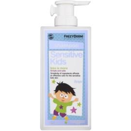 Frezyderm Sensitive Kids For Boys Shampoo für empfindliche und gereizte Kopfhaut  200 ml
