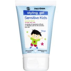 Frezyderm Sensitive Kids For Boys styling gél hajra  100 ml