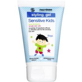 Frezyderm Sensitive Kids For Boys stylingový gel na vlasy  100 ml