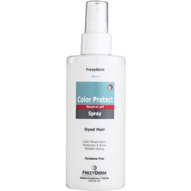 Frezyderm Color Protect spray do ochrony włosów farbowanych  100 ml