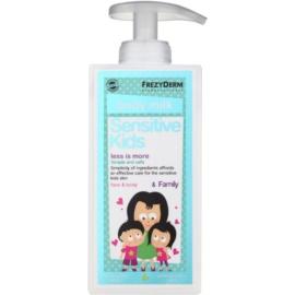 Frezyderm Sensitive Kids For Family hydratačné mlieko pre citlivú a podráždenú pokožku  200 ml