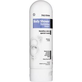 Frezyderm Feminine revitalizačný sprchový gél pre citlivú a podráždenú pokožku  200 ml