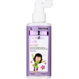 Frezyderm Sensitive Kids For Girls bezoplachový kondicionér ve spreji pro citlivou pokožku hlavy  150 ml