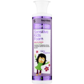 Frezyderm Sensitive Kids For Girls Schaum für die intime Hygiene  250 ml