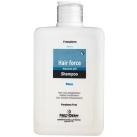 Frezyderm Hair Force erősítő sampon hajhullás ellen uraknak  200 ml