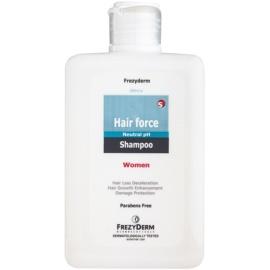 Frezyderm Hair Force posilující šampon proti vypadávání vlasů pro ženy  200 ml