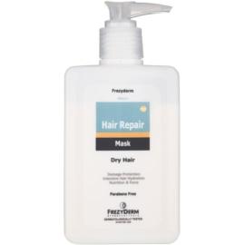 Frezyderm Hair Repair intenzivně hydratační a výživná maska pro suché a poškozené vlasy  200 ml