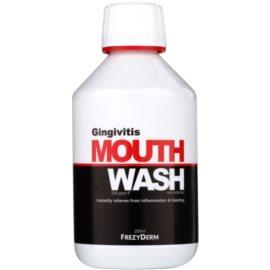 Frezyderm Oral Science Gingivitis ústní voda proti zánětu a krvácení dásní  250 ml