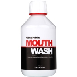 Frezyderm Oral Science Gingivitis enjuague bucal para encías sangrantes y con efecto antiinflamatorio  250 ml