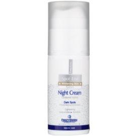 Frezyderm Spot End aufhellende Nachtcreme gegen Pigmentflecken  50 ml
