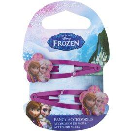 Frozen Princess Ganchos com flores apartir dos 3 anos (Dark Pink) 2 un.