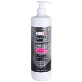 Fudge Colour Lock hydratační kondicionér na ochranu barvy  1000 ml