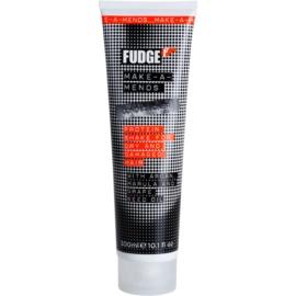 Fudge Make a Mends condicionador regenerador para cabelo seco a danificado  300 ml