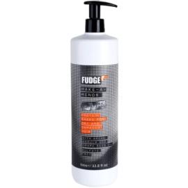 Fudge Make a Mends Regenierendes Shampoo für trockenes und beschädigtes Haar sulfatfrei  1000 ml