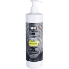 Fudge Smooth Shot hydratační kondicionér pro lesk a hebkost vlasů  1000 ml