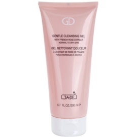 GA-DE Cleansers and Toners лек почистващ гел за нормална към суха кожа  200 мл.