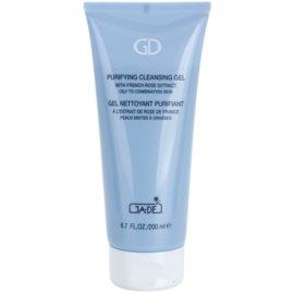 GA-DE Cleansers and Toners tisztító gél kombinált és zsíros bőrre  200 ml