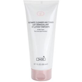 GA-DE Cleansers and Toners leche limpiadora tonificante para todo tipo de pieles  200 ml