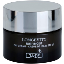 GA-DE Longevity nährende Anti-Falten Creme SPF 20  50 ml