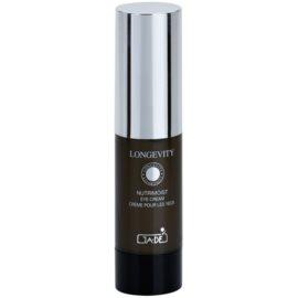 GA-DE Longevity vyživující oční krém s protivráskovým účinkem (With Juvinity™) 15 ml