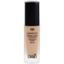 GA-DE Longevity rozjasňující make-up s liftingovým efektem odstín 603 Sunny Beige 30 ml