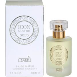 GA-DE Icon Musk Oil Gold Parfumovaná voda pre ženy 50 ml