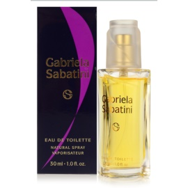 Gabriela Sabatini Gabriela Sabatini Eau de Toilette für Damen 30 ml
