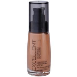 Gabriella Salvete Excellent Cover base para pele normal a oleosa tom 06  30 ml