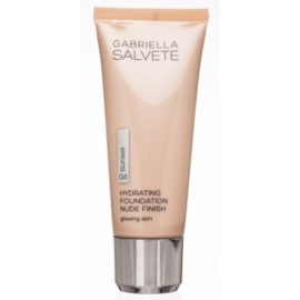 Gabriella Salvete Hydrating Foundation hidratáló make-up árnyalat 04 Sunset  30 ml